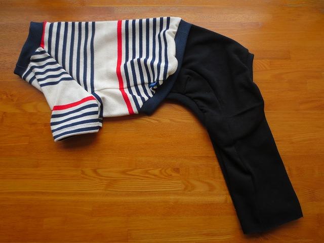 画像1: Tシャツ+長ズボン (イタグレサイズ)