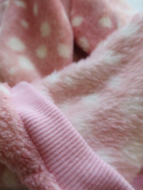 画像4: マイクロボアフリース バンビ(ピンク)
