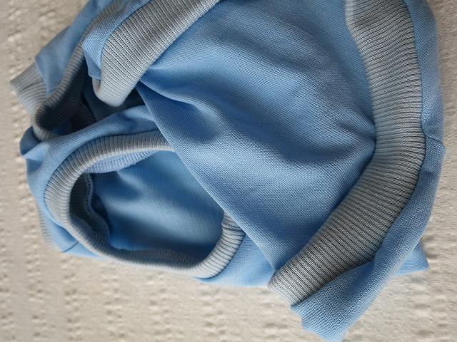 画像4: 【クール素材 接触冷感】 ミラキュラスクール ライトブルー