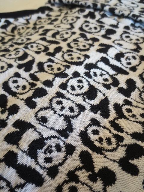 画像3: ごろごろパンダ (白×黒)