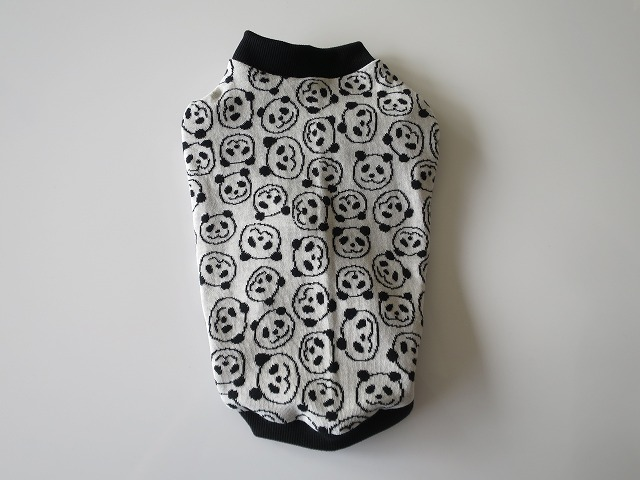 画像2: パンダ (白×黒)