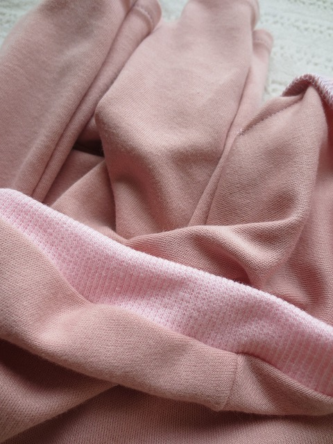 画像4: 【発熱性 ぬくいと】 ライトピンク
