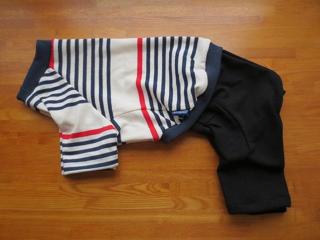 画像1: Tシャツ+半ズボン (イタグレサイズ)