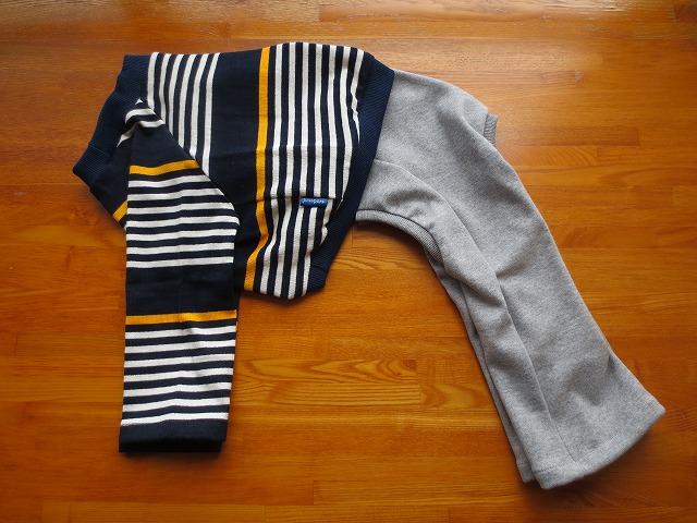 画像1: 長袖シャツ+長ズボン