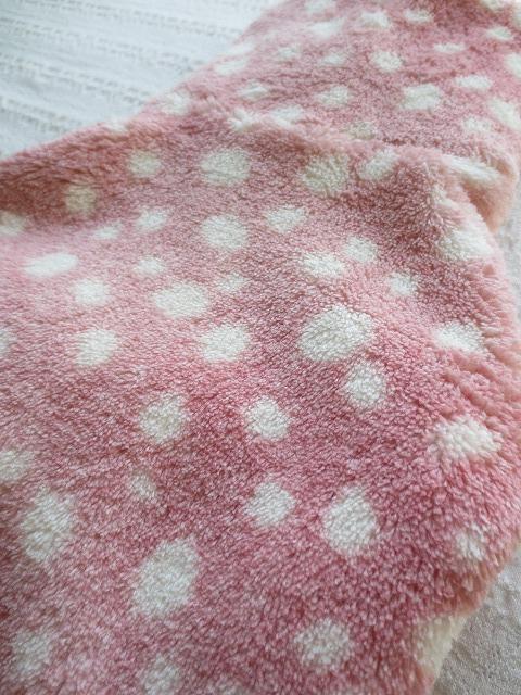 画像3: マイクロボアフリース バンビ(ピンク)