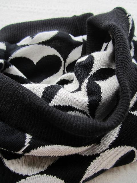 画像4: ハートハート(黒×白)
