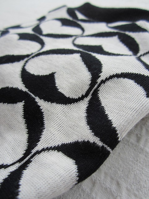 画像3: ハートハート(白×黒)