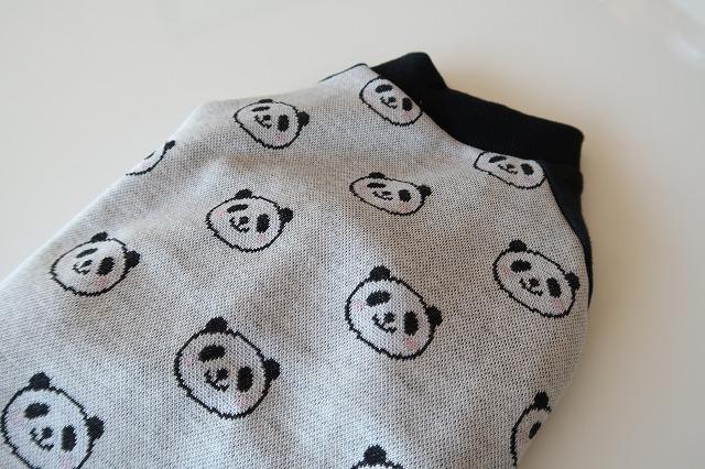 画像3: パンダ柄