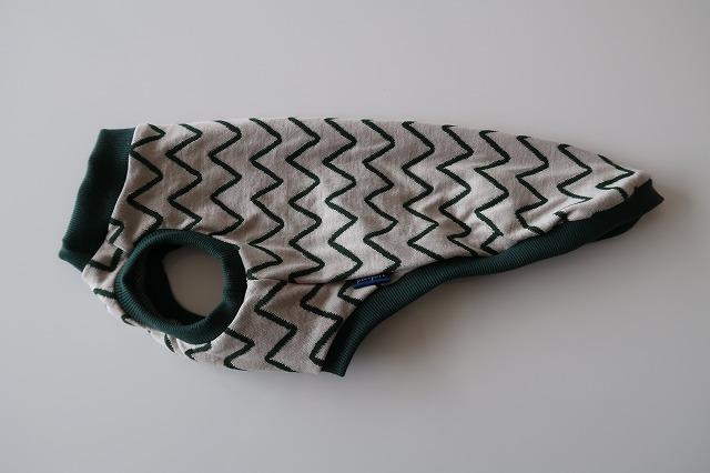画像1: ギザギザクレヨン(白×グリーン)