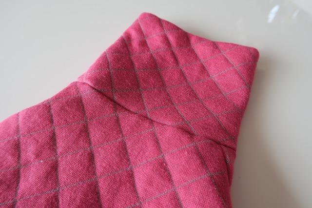 画像3: 【キルトニット】 ピンク×グレー